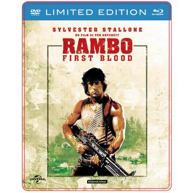 Rambo: first blood - edizione limitata (Blu-ray e DVD)