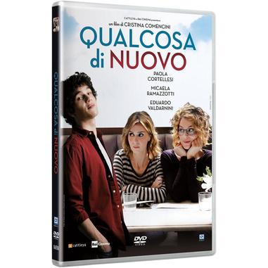 Qualcosa di nuovo DVD