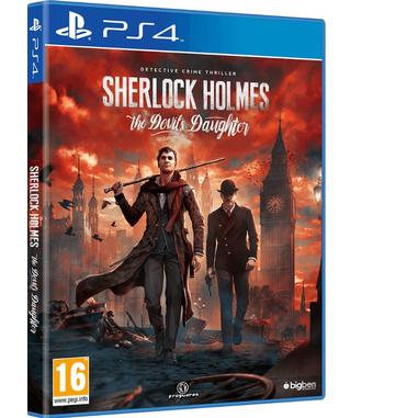 Ubisoft Sherlock Holmes: The Devil's Daughter, PS4