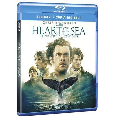 Hearth of the sea - Le origini di Moby Dick (Blu-ray)