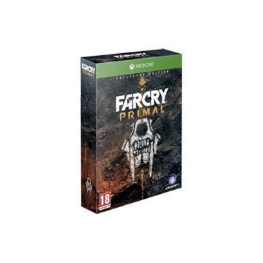Far Cry Primal Collector's, Xbox One