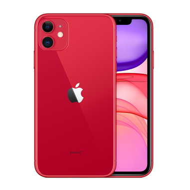 Apple iPhone 11 256 GB Rosso