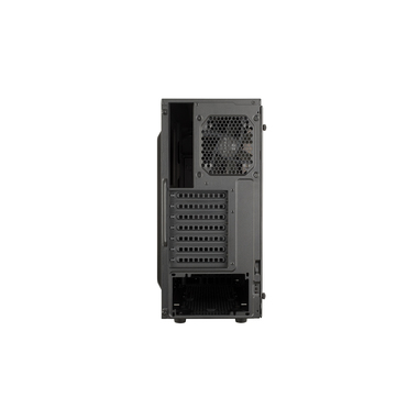 Cooler Master MasterBox E500L Midi-Tower Nero, Argento