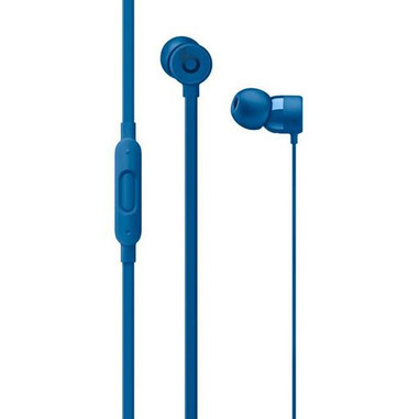 Apple urBeats3 Auricolare Stereofonico Cablato Blu auricolare per telefono cellulare