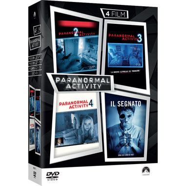 Cofanetto Paranormal (DVD)