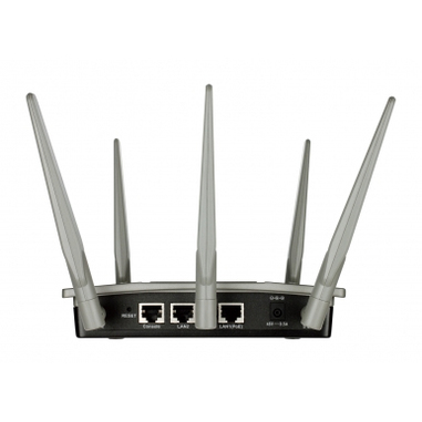 D-Link DAP-2695 punto accesso WLAN Supporto Power over Ethernet (PoE) 1750 Mbit/s