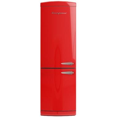 Bompani BOCB698R Libera installazione Rosso 217L 85L A+ ...