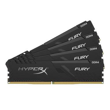 HyperX FURY HX424C15FB3K4/16 memoria 16 GB 4 x 4 GB DDR4 2400 MHz