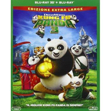 Kung fu panda 3 (Blu-ray 3D + 2D)