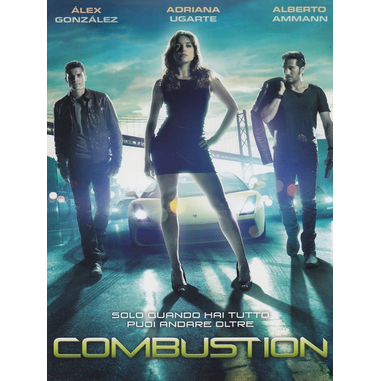 Combustion (DVD)