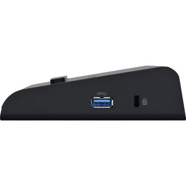 Targus USB 3.0 DOCKING STATION 3,5 mm scheda di interfaccia e adattatore
