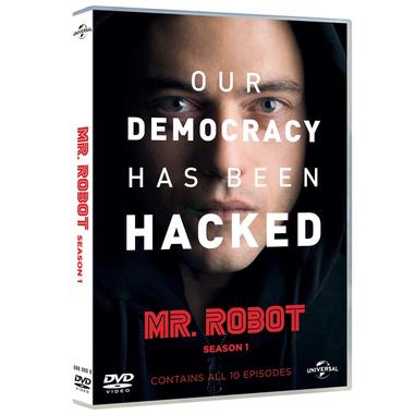 Mr. Robot - Stagione 1 (DVD)