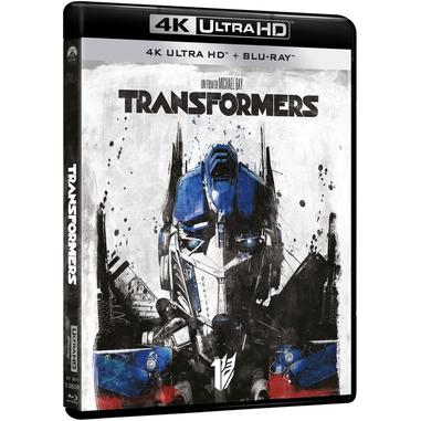 Transformers (2007) - UHD+BD ST