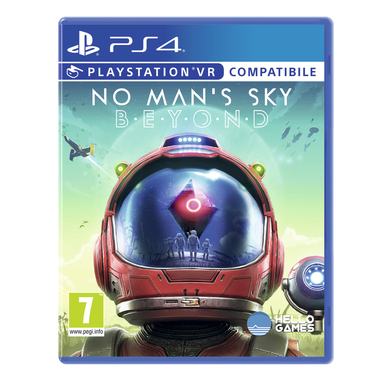 No Man's Sky Beyond, - PlayStation 4