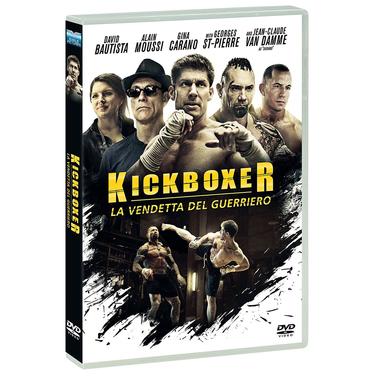 Kickboxer: La vendetta del guerriero (DVD)