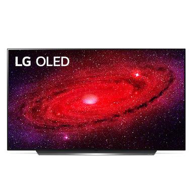 "LG OLED55CX6LA 139,7 cm (55"") 4K Ultra HD Smart TV Wi-Fi Nero, Argento"