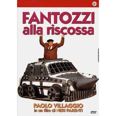 Fantozzi Alla Riscossa, (DVD)