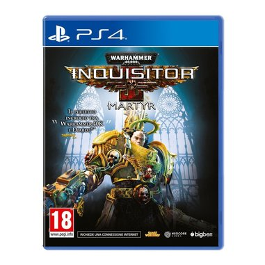 Warhammer 40.000: Inquisitor - Martyr - PS4