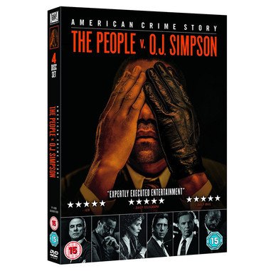 The People V. O.J. Simpson - American Crime Story, DVD DVD 2D Inglese