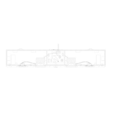 Empire SB-70 altoparlante soundbar 70 W Nero