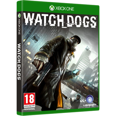 Ubisoft Watch Dogs, Xbox One