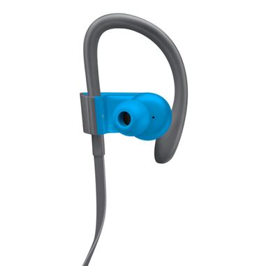 Beats by Dr. Dre Powerbeats3 Aggancio, Auricolare Stereofonico Senza fili Nero, Blu auricolare per telefono cellulare