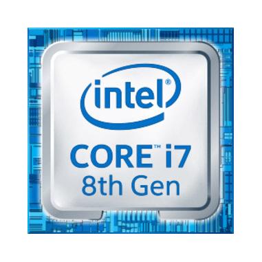 HP VR G2 Intel® Core™ i7 di ottava generazione i7-8850H 32 GB DDR4-SDRAM 1000 GB SSD Nero PC