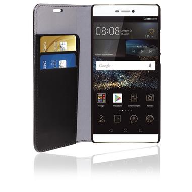 Phonix HUP9BCB Portafoglio Nero custodia per Huawei P9
