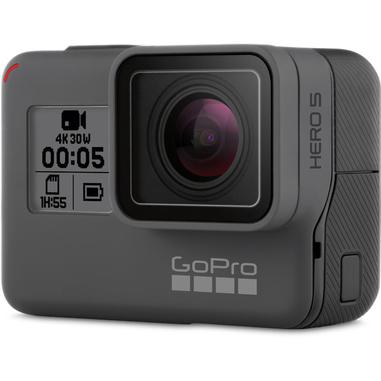 GoPro HERO5 Black 12MP 4K Ultra HD Wi-Fi fotocamera per sport d'azione