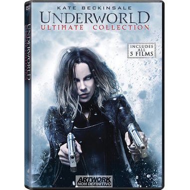 Underworld Ultimate Collection, DVD