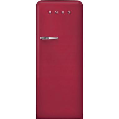 Smeg FAB28RDRB3 monoporta Libera installazione Rosso 270 L A+++