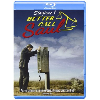 Better Call Saul - Stagione 01 (Blu-ray)