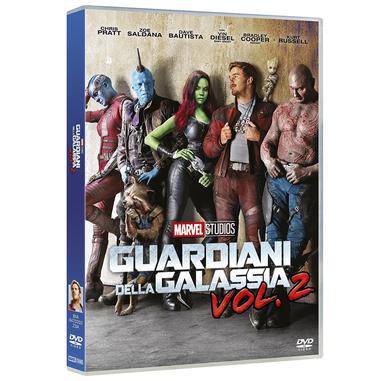 Guardiani della Galassia Vol. 2, DVD 2D ITA