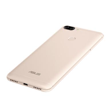 ASUS ZenFone Max Plus ZB570TL-4G035WW Doppia SIM 4G 32GB Oro smartphone