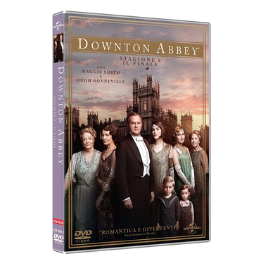 Downton Abbey: Stagione 6 (DVD)