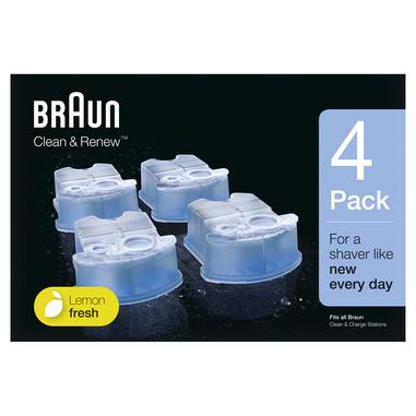 Braun BR-CCR4 cartuccia ricarica clean e charge