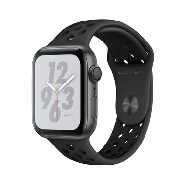 Apple Watch Nike+ Series 4 smartwatch, 44 mm, Grigio OLED GPS (satellitare)