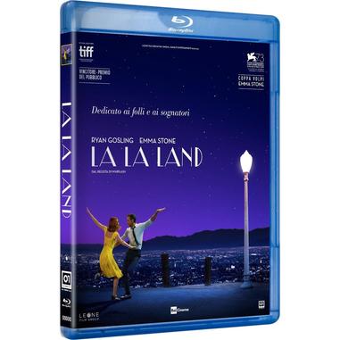 La La Land Blu-ray CD