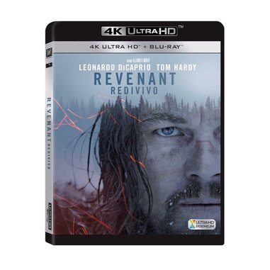 Revenant - redivivo (Blu-ray 4K Ultra HD + Blu-ray)