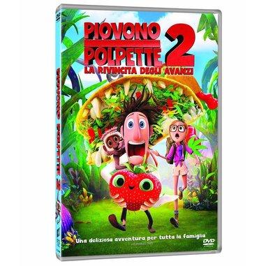 Piovono polpette 2 (DVD)