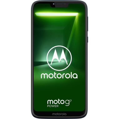 "Motorola moto g⁷ power 6.2"" 4 GB 64 GB Nero 5000 mAh"
