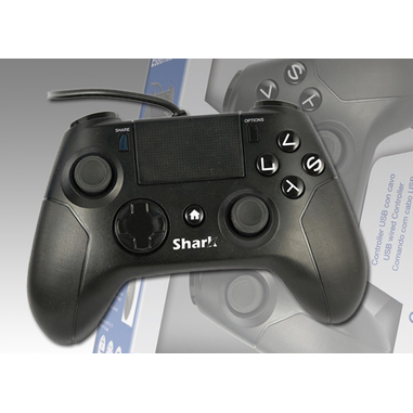 Shark Essential Pad Plays 4 USB controller