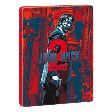 John Wick Capitolo 2, Blu-Ray Steelbook Blu-ray 2D ITA