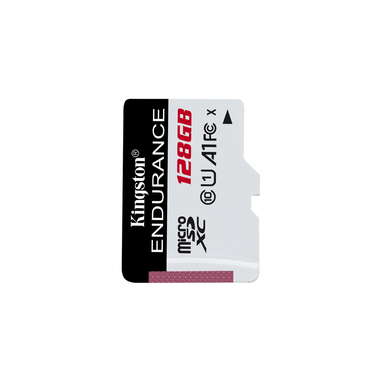 Kingston Technology High Endurance memoria flash 128 GB MicroSD Classe 10 UHS-I