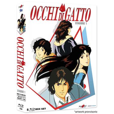 Occhi di Gatto Vol. 1 (Blu-ray)