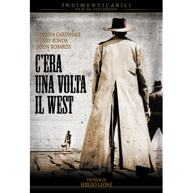 C'era una volta il West DVD