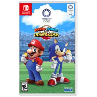 Mario & Sonic ai Giochi Olimpici di Tokyo 2020, Switch