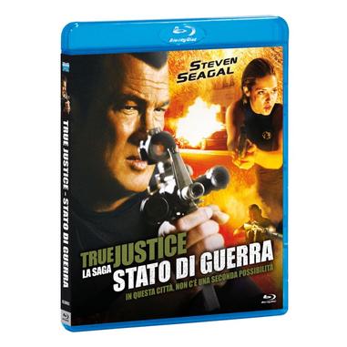 True Justice - Stato Di Guerra (2012), Blu-ray