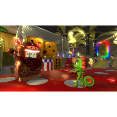 Yooka Laylee, Xbox One Basico Xbox One ITA
