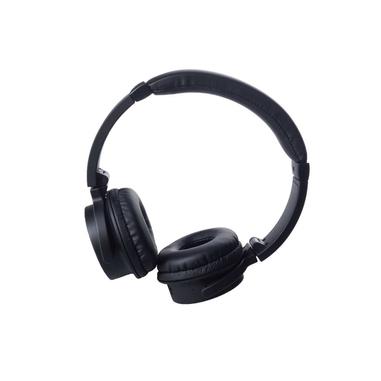 Maxell 303985 headphones/headset Cuffie Padiglione auricolare Nero